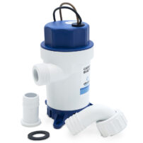 Albin Submersible Cartridge Bilge Pump 500GPH 12V