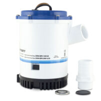 Albin Submersible Heavy Duty Bilge Pump - 1750GPH for 12V Circuits