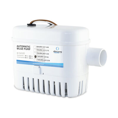 Albin Automatic Bilge Pump 1100GPH 12V