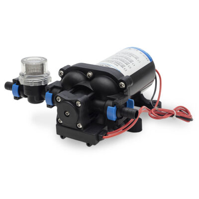 Albin WP300 Series Water Pressure Pump - WPS 2.6 for 12V Circuits