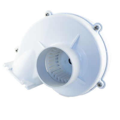 Albin Radial Ventilation Marine Air Blower - 280 Flange for 12V Circuits