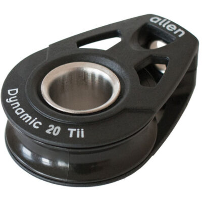 Allen 20mm Tii-On Block With Soft Shackle