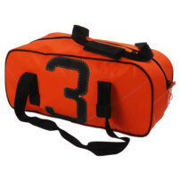 Bainbridge Sailcloth Sports Bag Orange - 25L