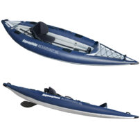 Blackfoot Angler 110 HB Inflatable Fishing Kayak