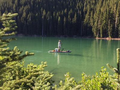 Aquaglide Blackfoot Angler iSUP 11' Inflatable SUP