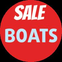 SALE - Boats
