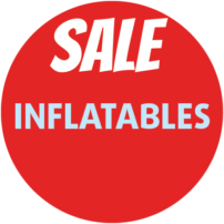 SALE - Inflatables
