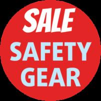 SALE - Safety Gear