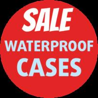 SALE - Waterproof Cases