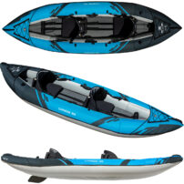 Aquaglide Chinook 100 Inflatable Double Kayak