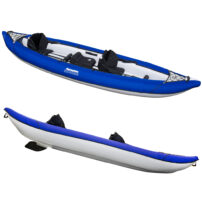 Aquaglide Chinook 120 XL Tandem Inflatable Kayak