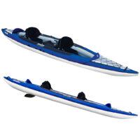 Aquaglide Columbia Tandem XL Inflatable Kayak