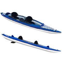 Aquaglide Columbia 145 Xl Tandem Inflatable Kayak