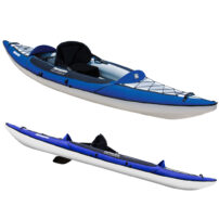 Aquaglide Columbia 110 Inflatable Kayak