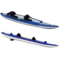 Aquaglide Columbia 130 Inflatable Kayak