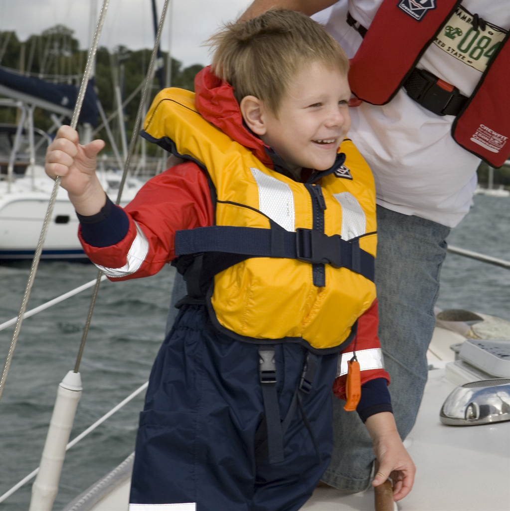 Spiral 100N Lifejacket For Children