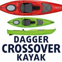 Dagger Axis E 10.5 - Crossover Kayak