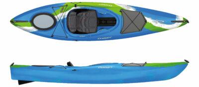 Dagger Axis E 10.5 - Crossover Kayak Electron