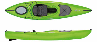 Dagger Axis E 10.5 - Crossover Kayak Lime