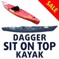 Dagger Cayman - Sit On Top Kayak SALE