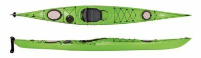 Dagger Exodus - Touring Kayak 16ft/5m Lime