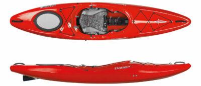 Dagger Katana - Crossover Kayak Red