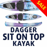 Dagger Roam 11.5 - Sit-On-Top Kayak - SALE