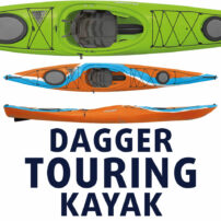 Dagger Stratos 14.5 – Touring Kayak