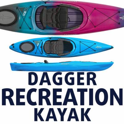 Dagger Zydeco - Recreation Kayak