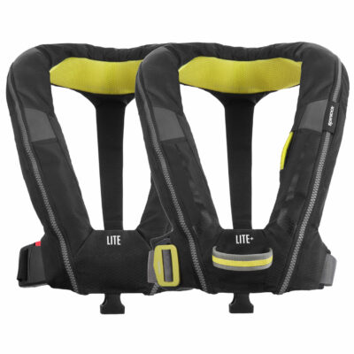 Deckvest LITE and LITE+ Lifejacket