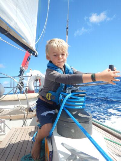 Spinlock Deckvest Cento 100N Inflatable Child's Lifejacket