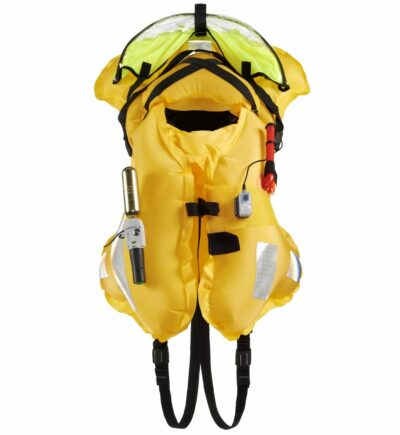 Crewsaver ErgoFit 190N Pro Lifejacket - Inflated