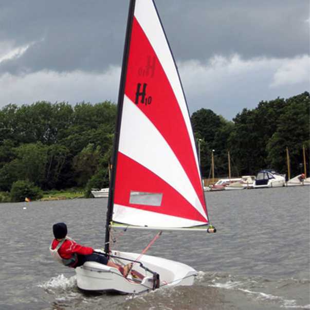 Hartley 10 (H10) - Easy to manage entry level dinghy