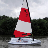 Hartley 12 (H12) Dinghy