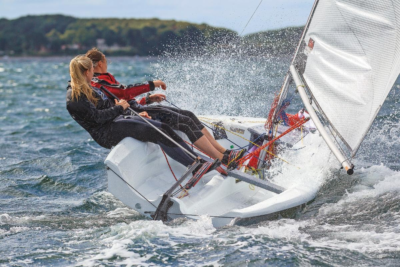 Hartley Boats - Hartley 12.2