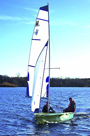 Hartley 15 - For Training and Cruising