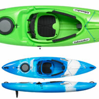 Islander Approach - Recreation Kayak, Two Sizes