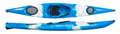 Islander Bolero - Touring Kayak Cloud