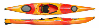 Islander Bolero - Touring Kayak Sunset