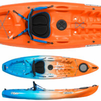 Islander Calypso Sport Kayak - Sit on top