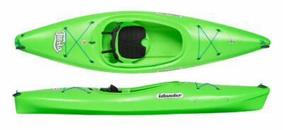 Islander Fiesta Sit In Kayak Lime