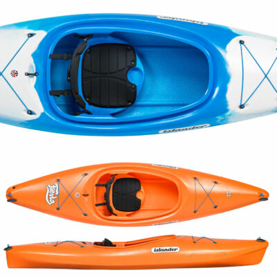 Islander Fiesta Sit In kayak - A Small Entry Level Kayak