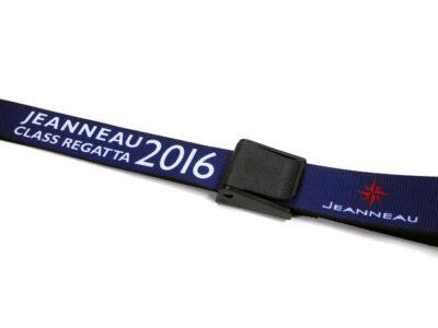 Custom Belts for Crew and Regattas - Jeaneau Class Regatta