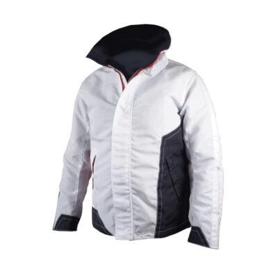Bainbridge Sailcloth Jacket - White