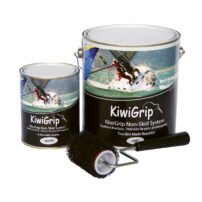 KiwiGrip - Non Skid Deck Paint 1 and 4 Litre Tins