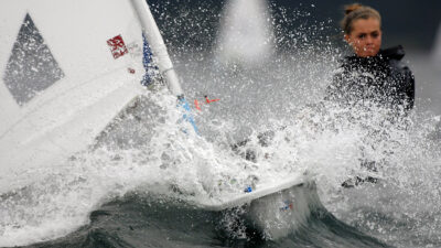 Laser Radial - Race and XD Versions