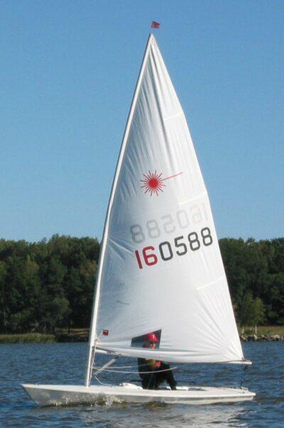 Standard Laser Sail - Filded SALE