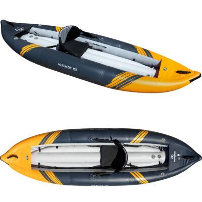 Aquaglide McKenzie 105 Inflatable Single Kayak
