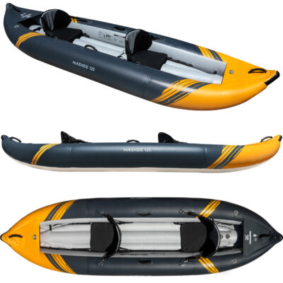 Aquaglide McKenzie 125 Inflatable Double Kayak
