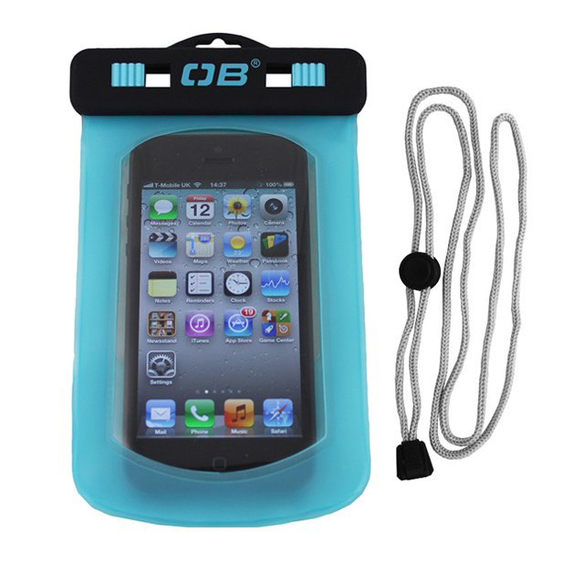 OverBoard Small Waterproof Phone Case - For Apple & Android
